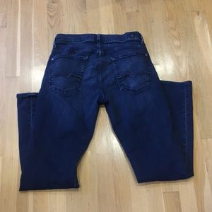 7 for all Mankind bootcut sz 31 length 30 jeans